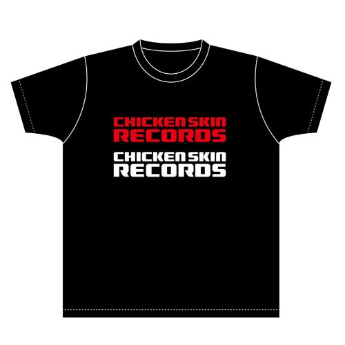 チキン・スキン・レコードTシャツ