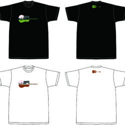 フォークの爆発2018Tシャツ