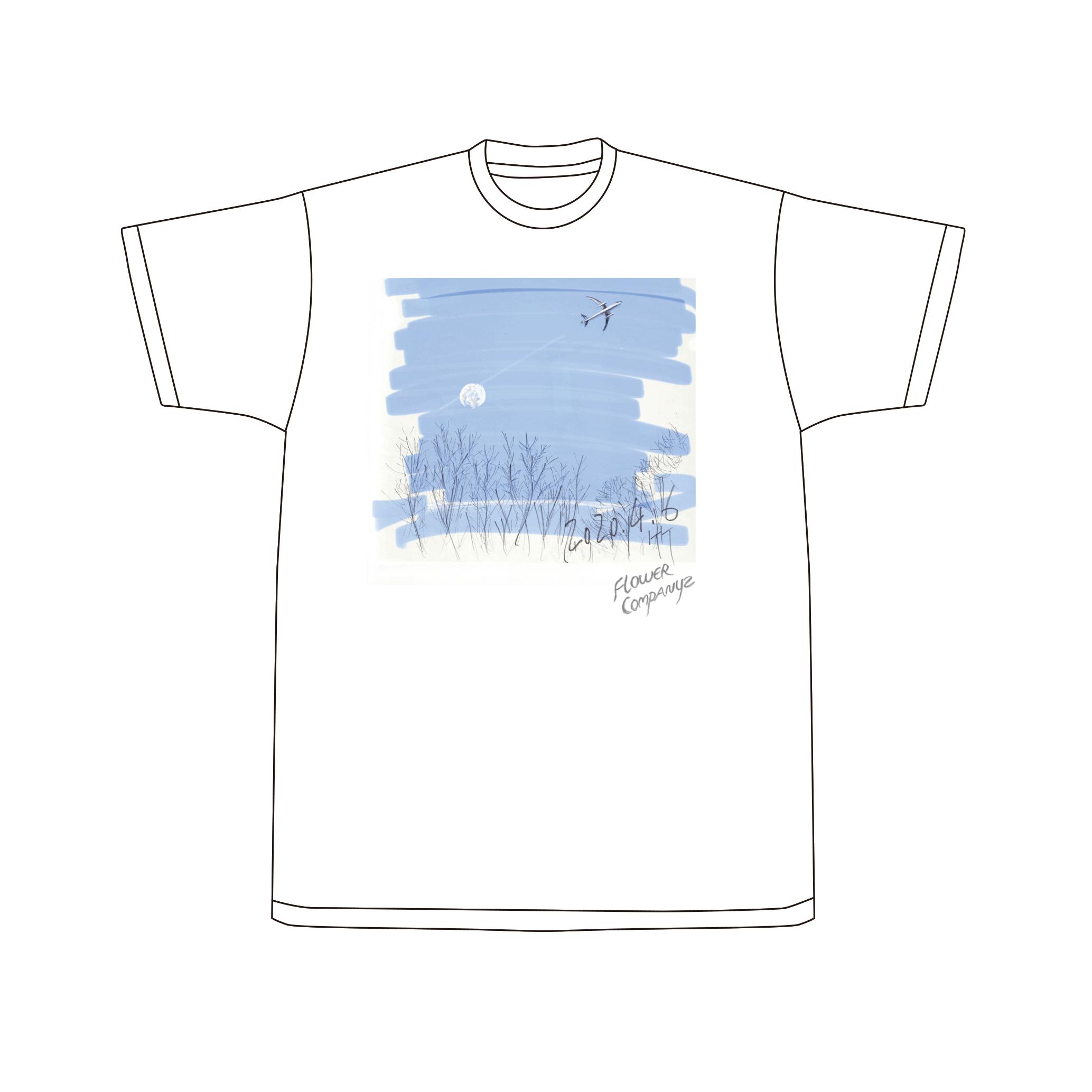 2020.4.6 Tシャツ