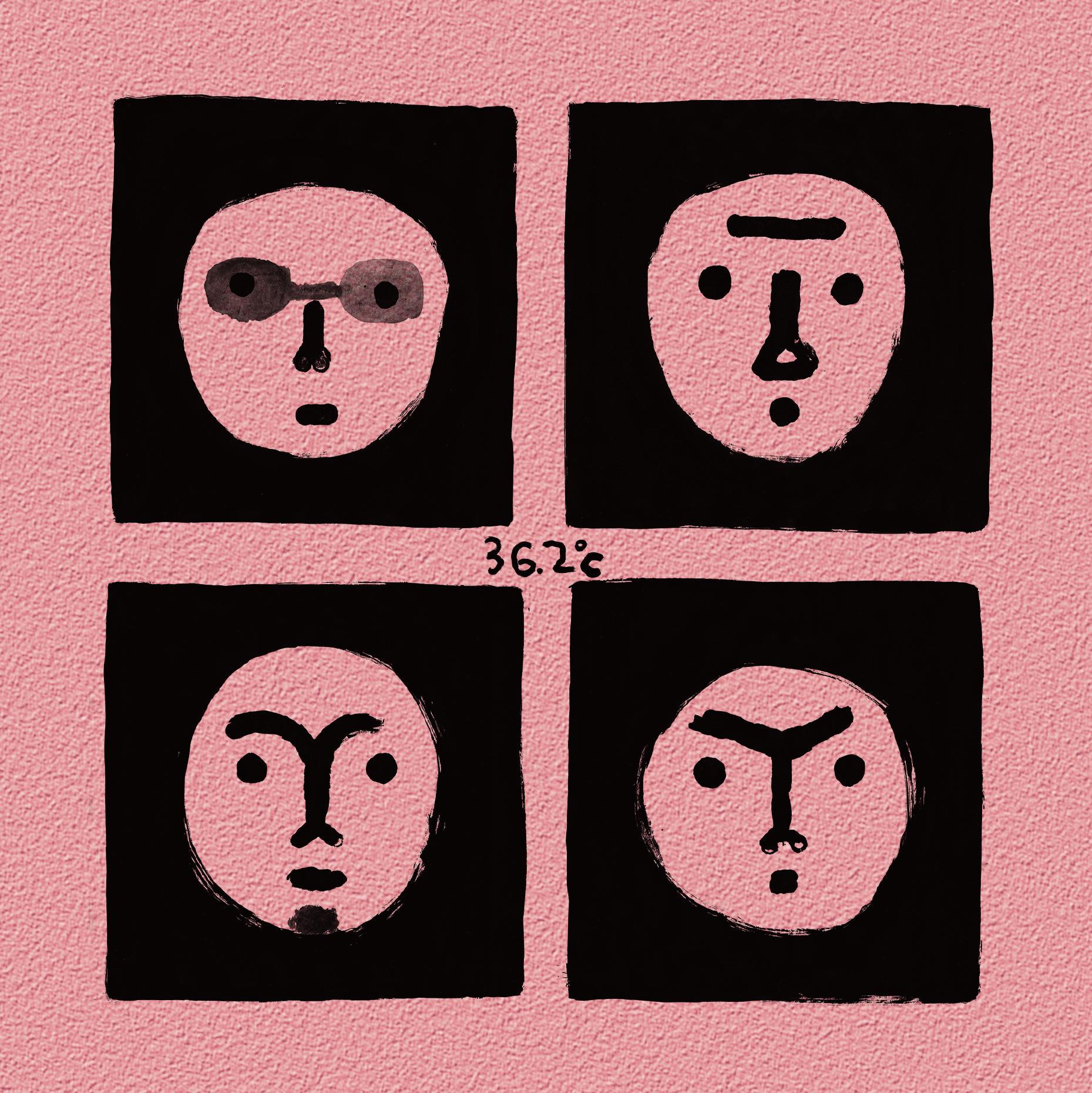 12/23発売 18th album『36.2℃』