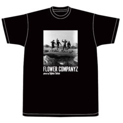 DRAGON DELUXE 2021 Tシャツ  photo by Tajima Takao(ブラック)